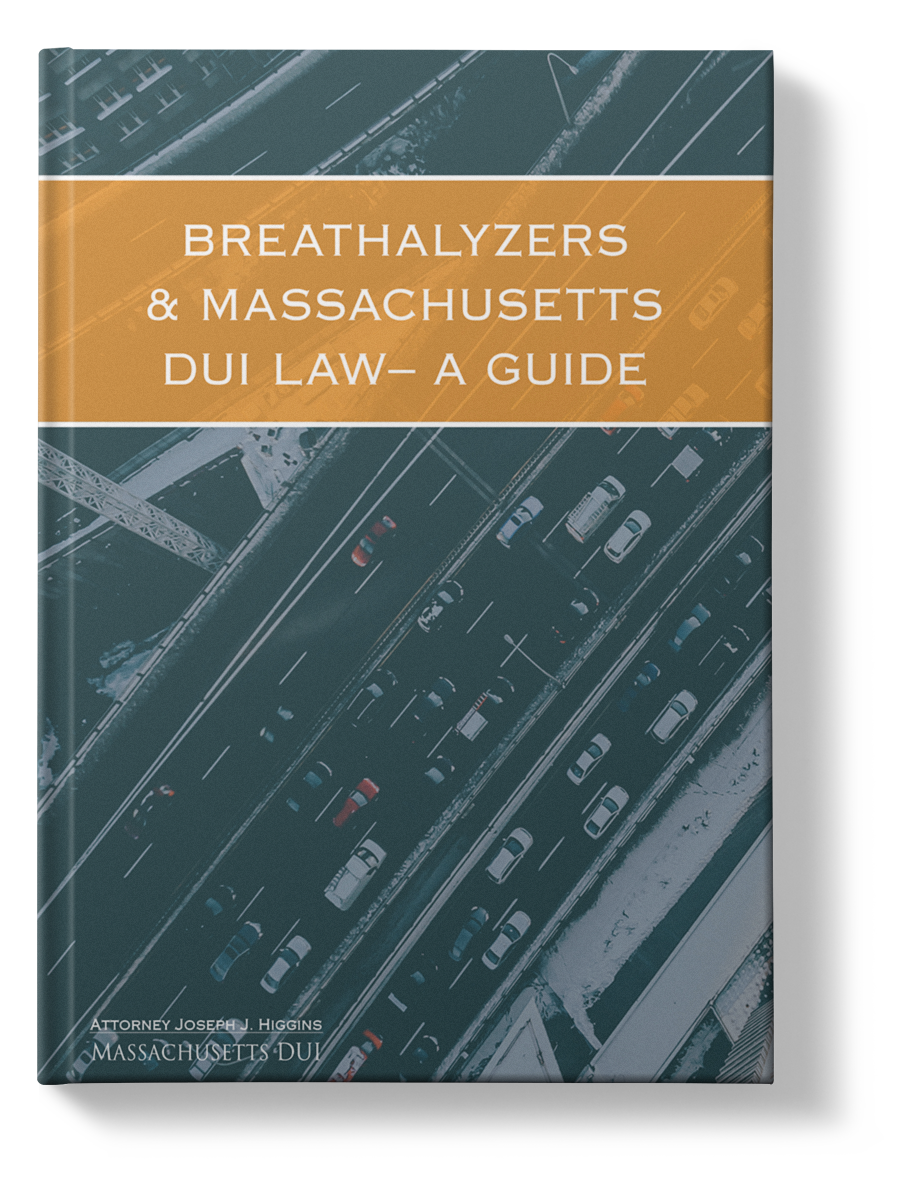 Breathalyzers and Massachusetts DUI Law