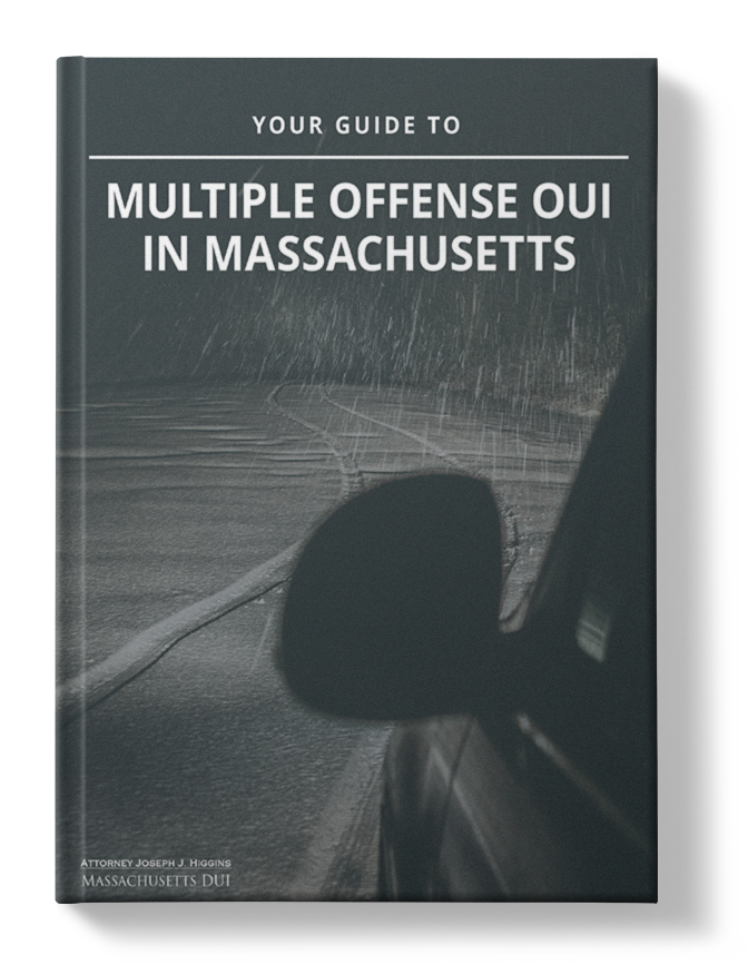 Your Guide To Multiple Offense OUI