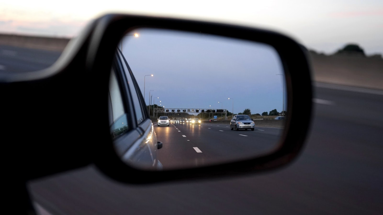 side-view mirror